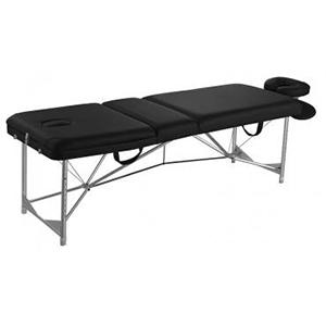 Професионална сгъваема алуминиева преносима кушетка за масаж
