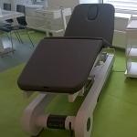 Физиотерапевтичната кушетка презкачаща и креативните представи