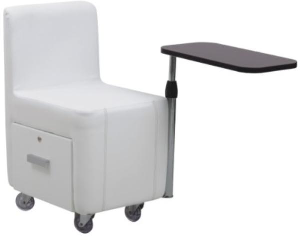 Практичен маникюрен стол