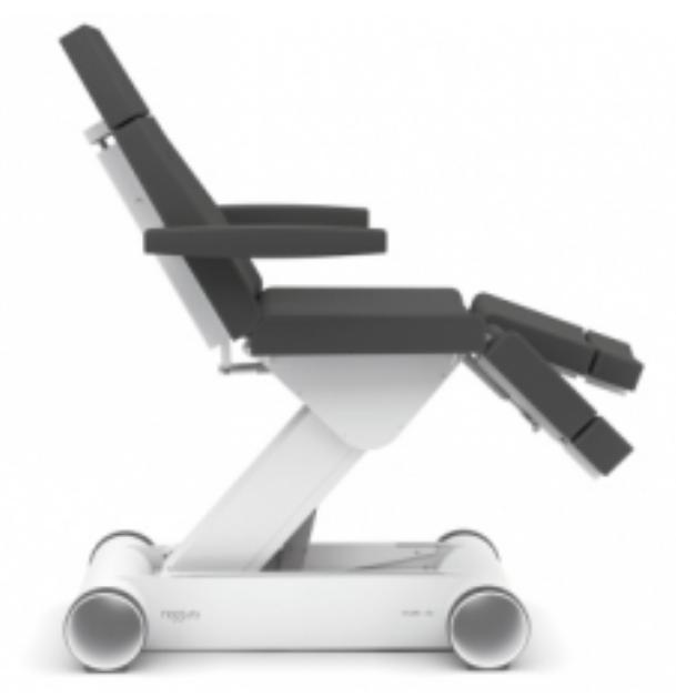 Ново поколение педикюрен стол